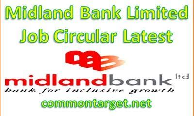 Midland Bank Limited Job Circular