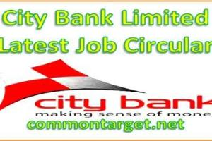 City Bank Latest Job Circular