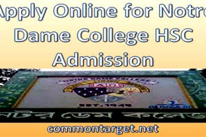Notre Dame College HSC Admission