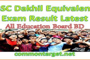 SSC Dakhil Vocational Result