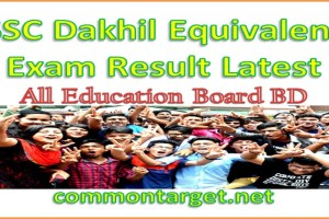 SSC Equivalent Result 2019 All Education Board BD