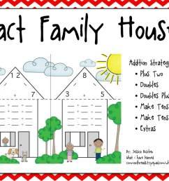 Fact Family Houses [ 1195 x 1575 Pixel ]