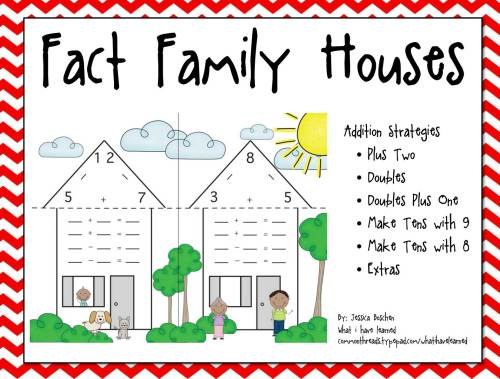 small resolution of Fact Family Houses