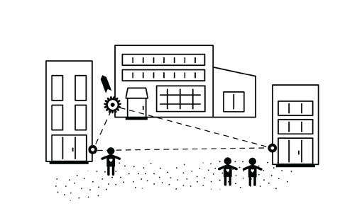 Design your Network- Construction Elements