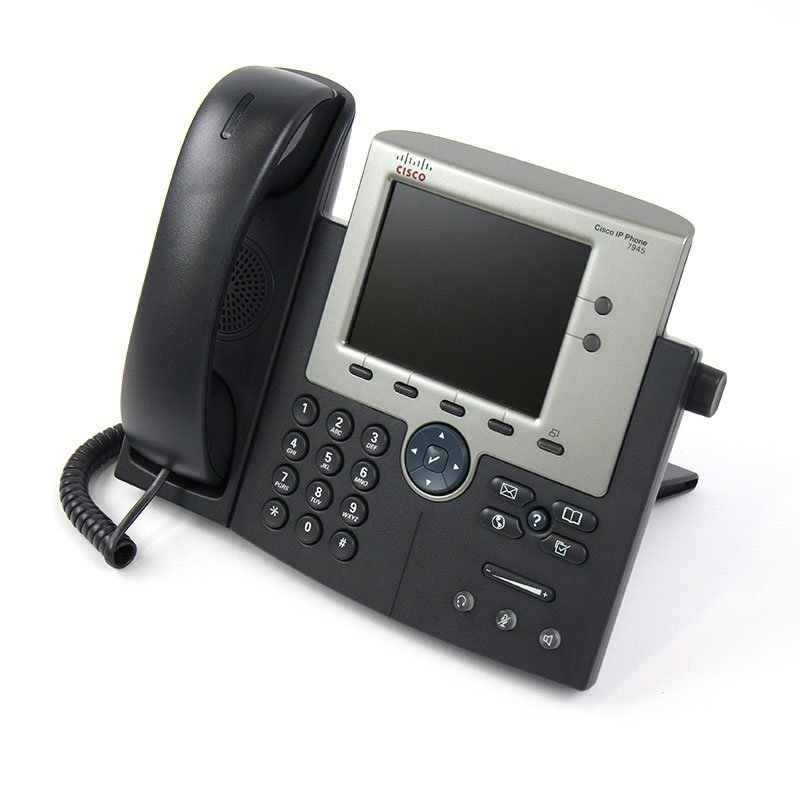 Cisco 7945g Ip Phone New  Telephones & Phone Systems