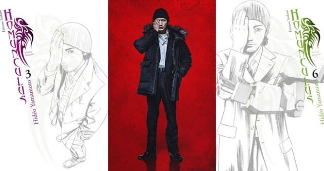 Le manga Homunculus adapté en film par Shimizu Takashi avec Ayano Gō -  Icotaku