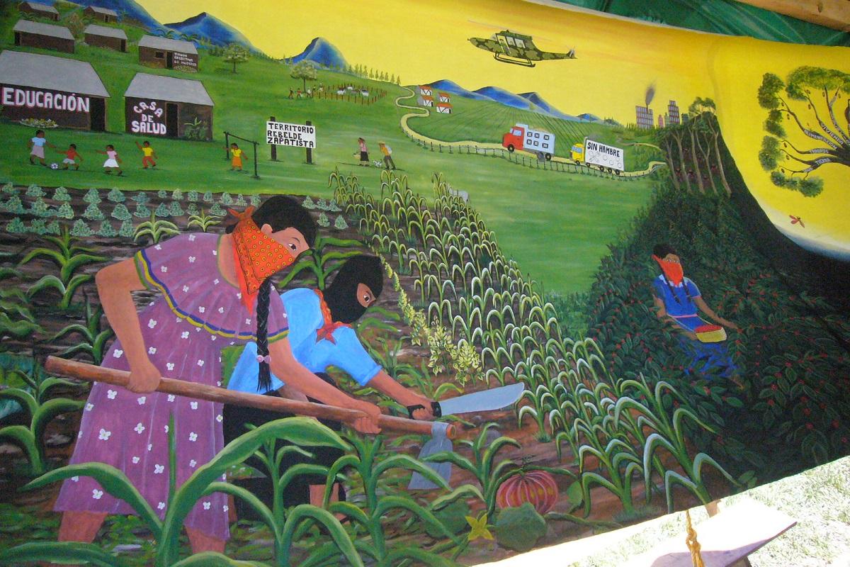 Chiapas, une fresque zapatiste-1