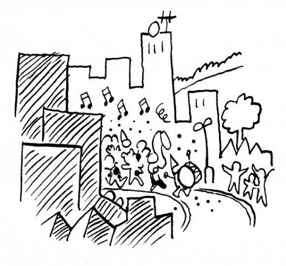 Illustration de Pierre Bailly