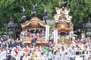 成田祇園祭の屋台・山車のルートと数と時間は?あると便利な抜け道マップ