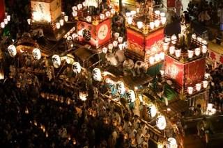 熊谷うちわ祭 山車・屋台の叩き合いの場所は?渡御祭と巡行祭のルートと時間