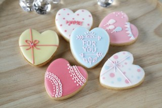 手作りのアイシングクッキー賞味期限は?保存方法とプレゼントの梱包方法