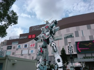 ダイバーシティ東京プラザフードコートに行ったよ混雑や店舗をレポ!