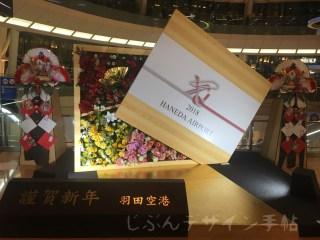 羽田空港の年末年始の混雑は?実際の混雑ピークをまとめてみた!