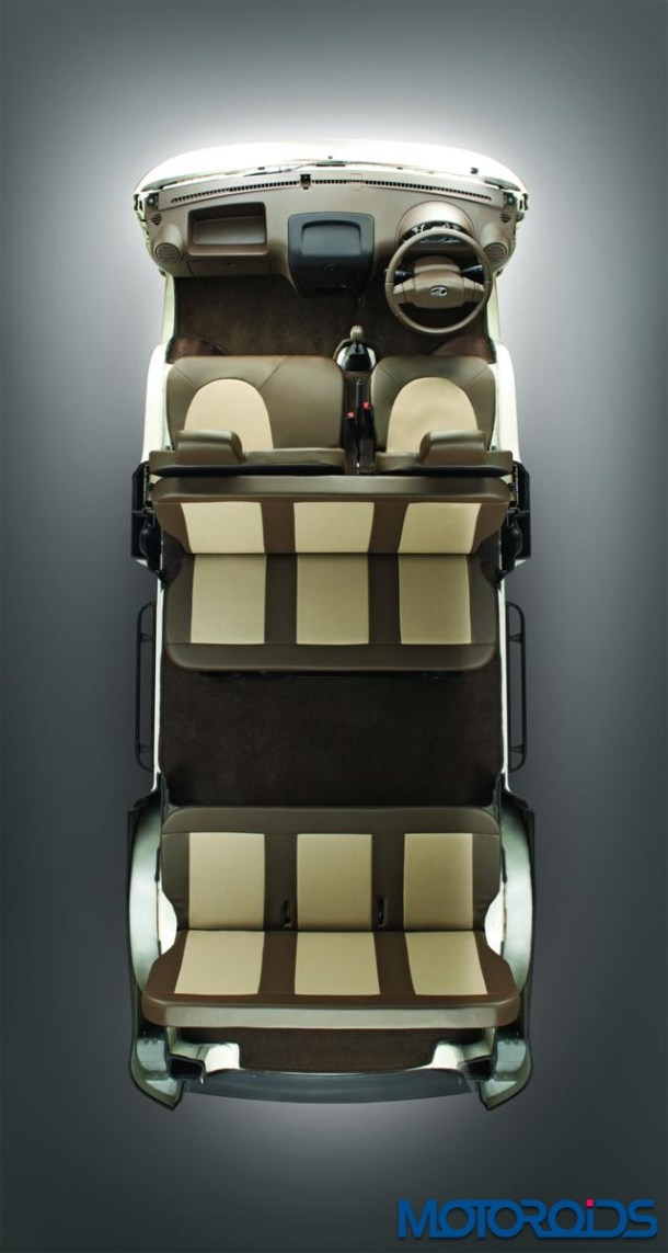 mahindra-supro-seats-configuration