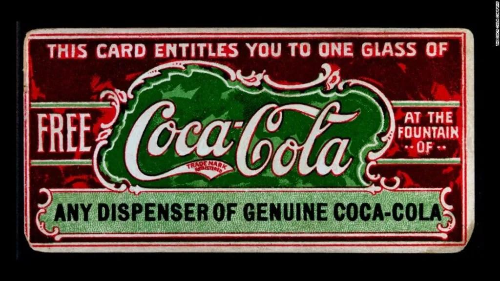 coke voucher