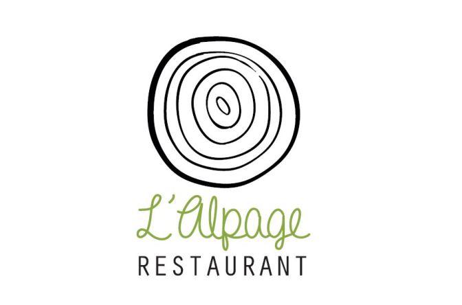 logo Restaurant l'Alpage au Boréon - Saint Martin Vésubie - Alpes Maritimes