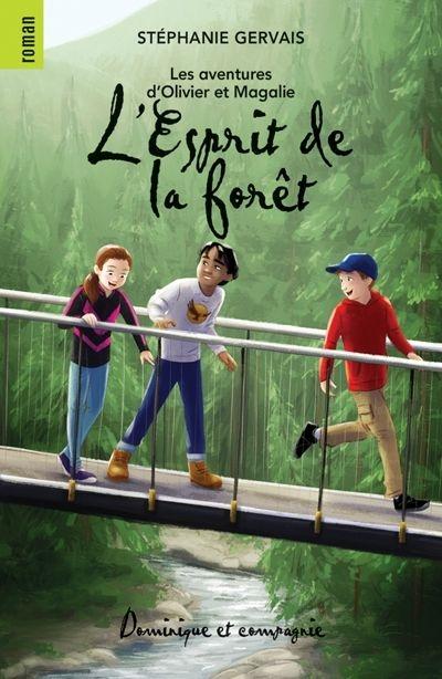 L Esprit De La Foret : esprit, foret, Communication, Jeunesse, L'esprit, Forêt