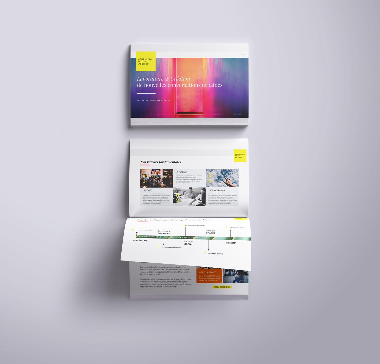 Génération Digital & Design @ Afrique et France