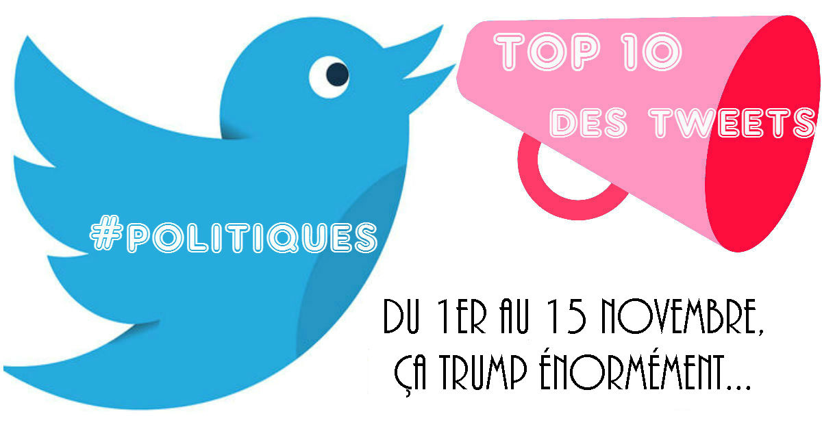 Trump au top 10