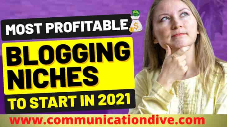 HOW TO FIND MOST PROFITABLE BLOG NICHES