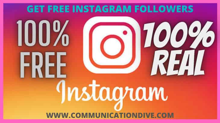 HOW TO INCREASE FREE INSTAGRAM FOLLOWERS INSTANTLY