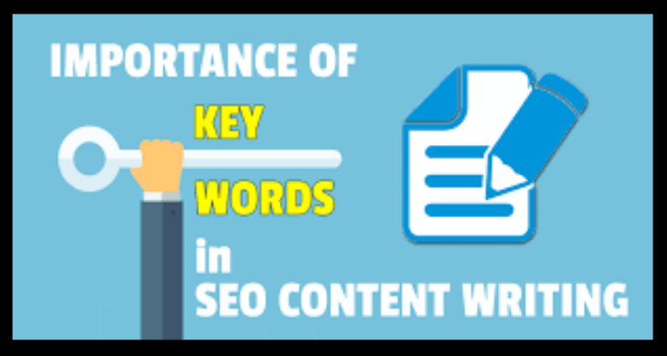 WHAT ARE KEYWORDS IN CONTENT?