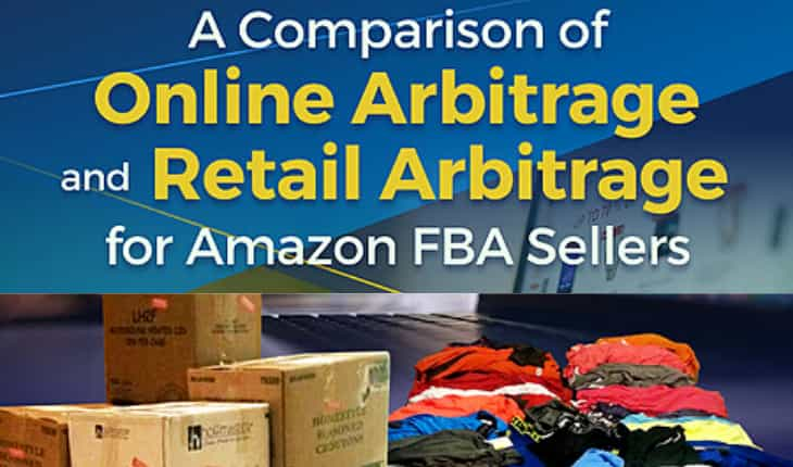WHAT IS AMAZON RETAIL ARBITRAGE? SELLING ON AMAZON RETAIL ARBITRAGE