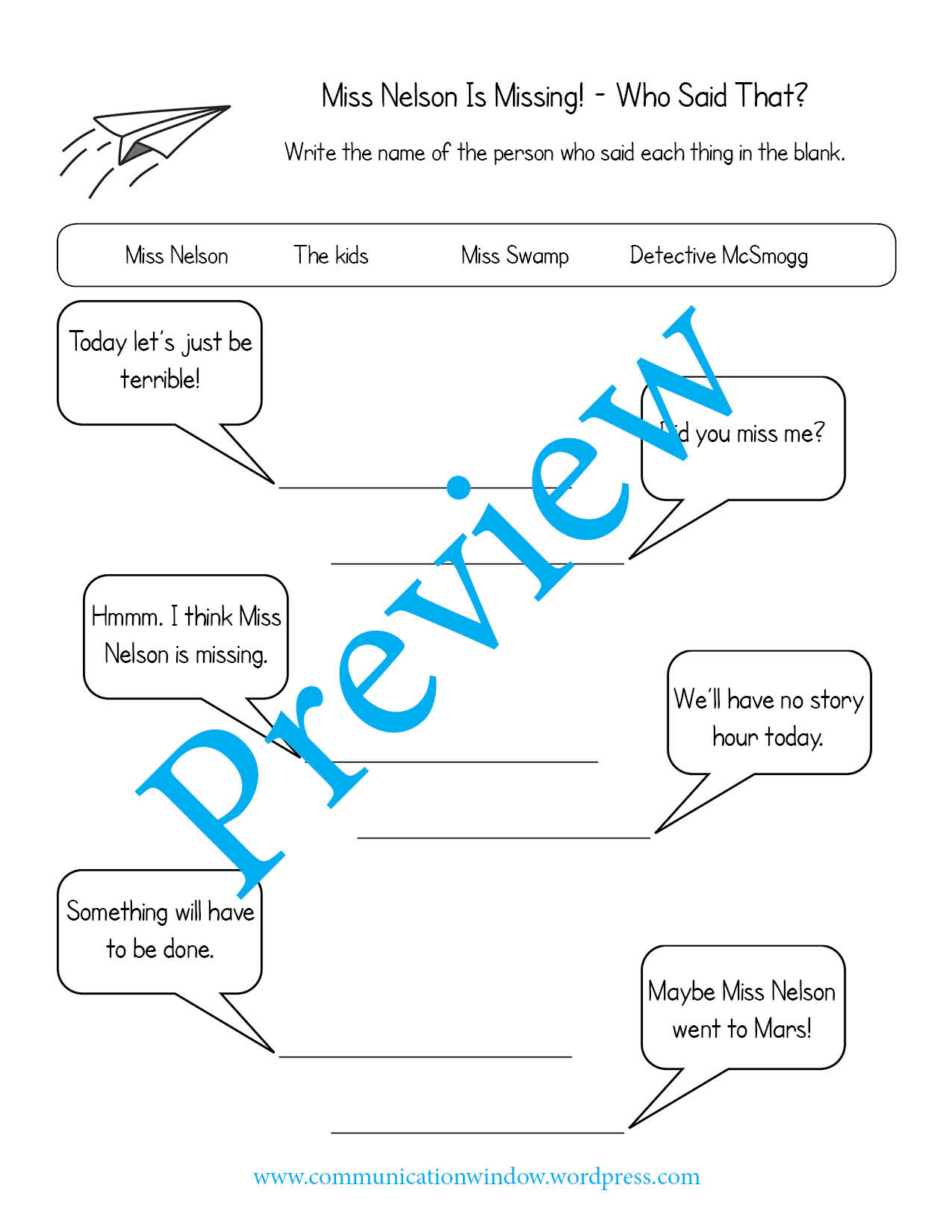 Pragmatic Problem Solving Worksheet