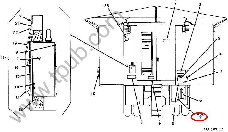 5995-00-247-3407 Cable Assembly, Power, Electrical