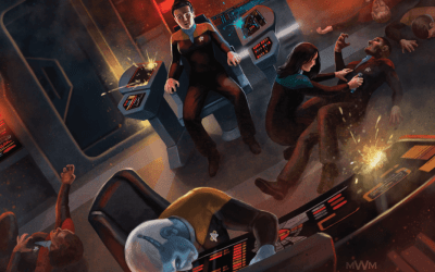 Star Trek Rollenspiel: Der Kreativität sind keine Grenzen gesetzt