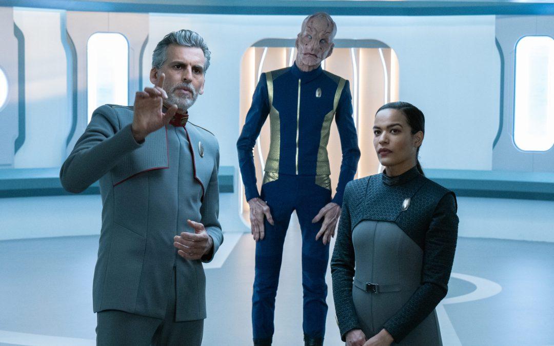 """Trekbarometer Auswertung: Star Trek Discovery (3×06) """"Aasgeier"""""""