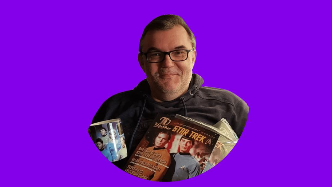 Star Trek Autor Reinhard im Gespräch: Das Toleranz Paradoxon