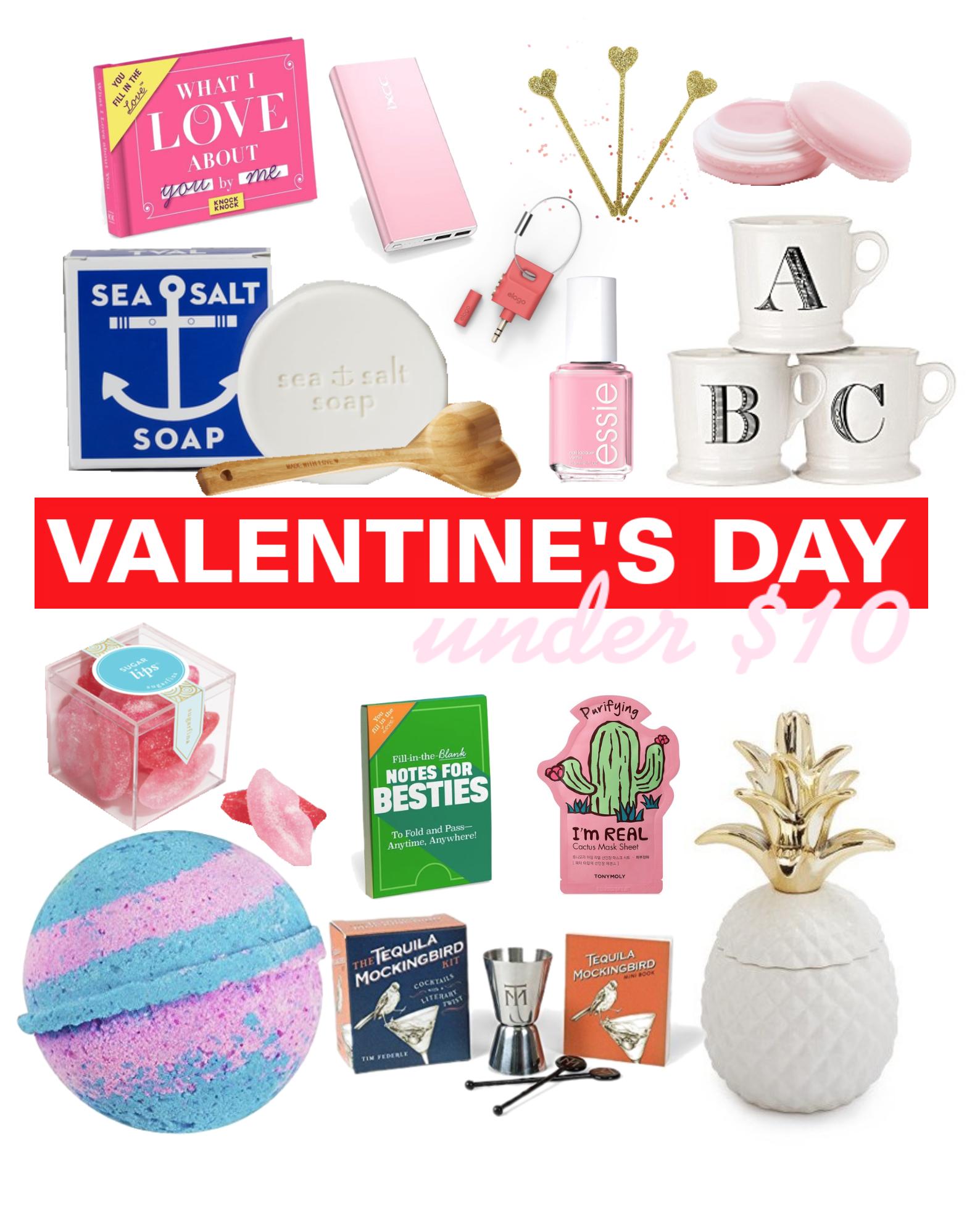 Valentine S Day T List Under 10