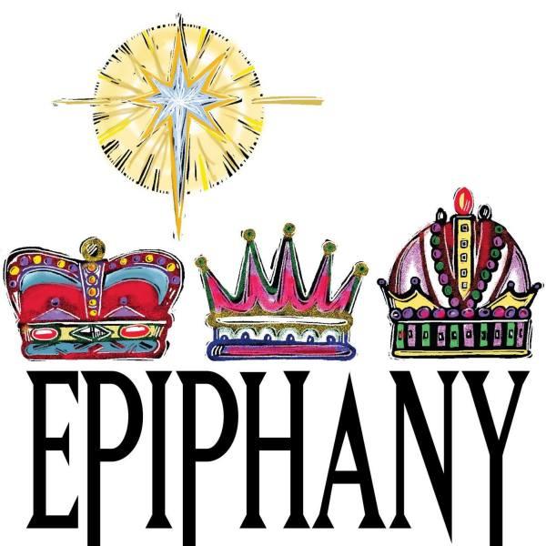 Epiphany Sunday Communio