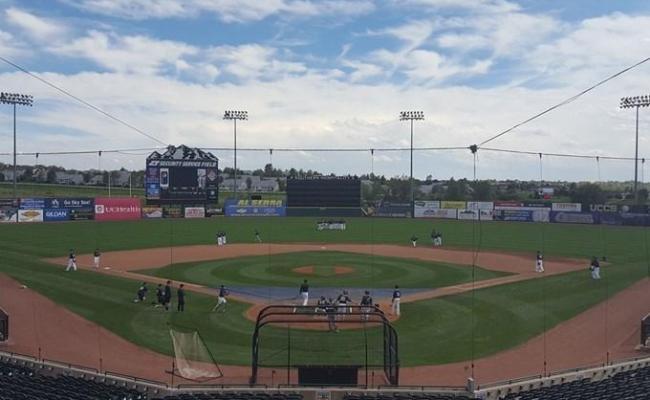 Uccs Usafa Baseball Teams To Meet At Security Service