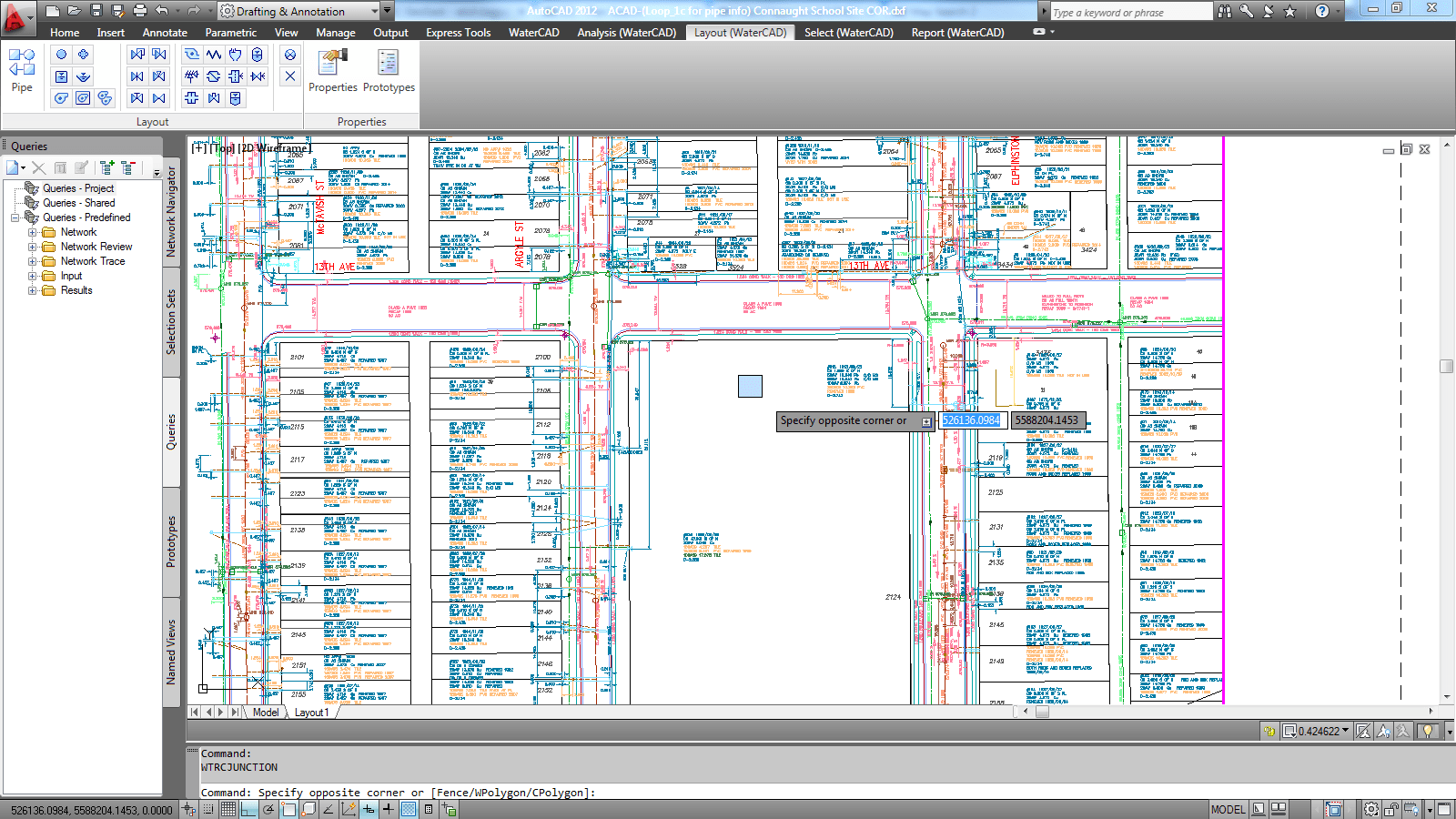 hight resolution of after launching the software when i open an externally referenced dwg saved in autocad 2010 version the junctions and the pipes i put in are too large