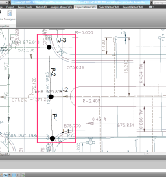 what is the method of changing element junction pipe etc and labels j 1 p 4 etc in watercad v8i for autocad civil 3d 2012  [ 1600 x 900 Pixel ]