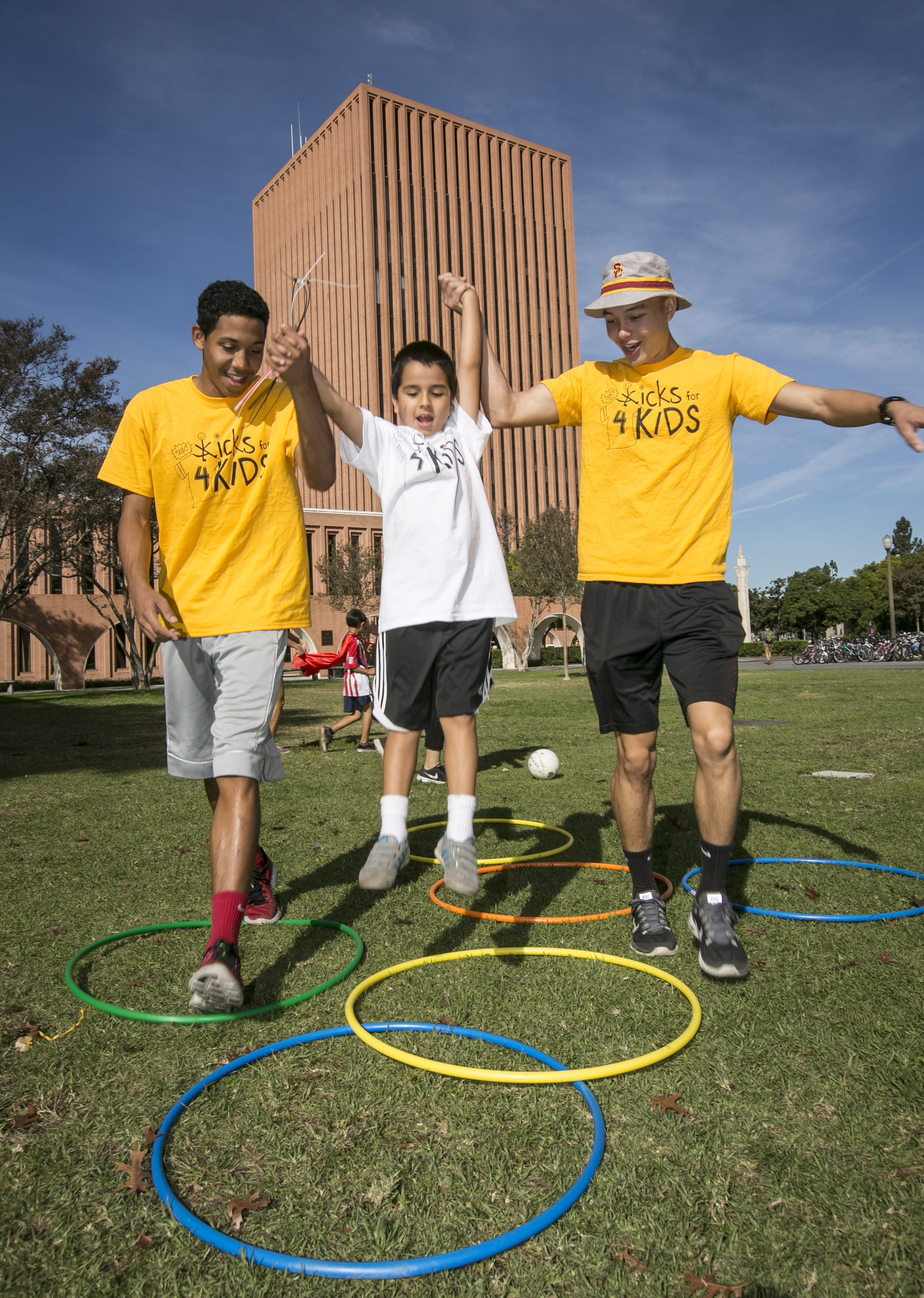 Bringing Sports To Children With Special Needs