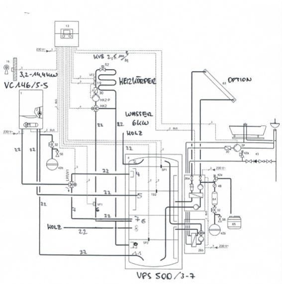 Vaillant Vr 71 Wiring Diagram