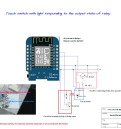 wemos touch switch wiring diagram tasmota wemos touch switch wiring diagram tasmota png1495 1060 69 4 kb [ 1495 x 1060 Pixel ]