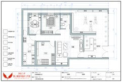 CAD專業工程製圖2D室內設計成果發表-07鄭貴棟