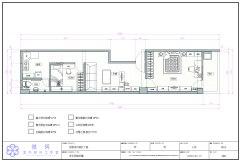 CAD專業工程製圖2D室內設計成果發表-08吳佳玲