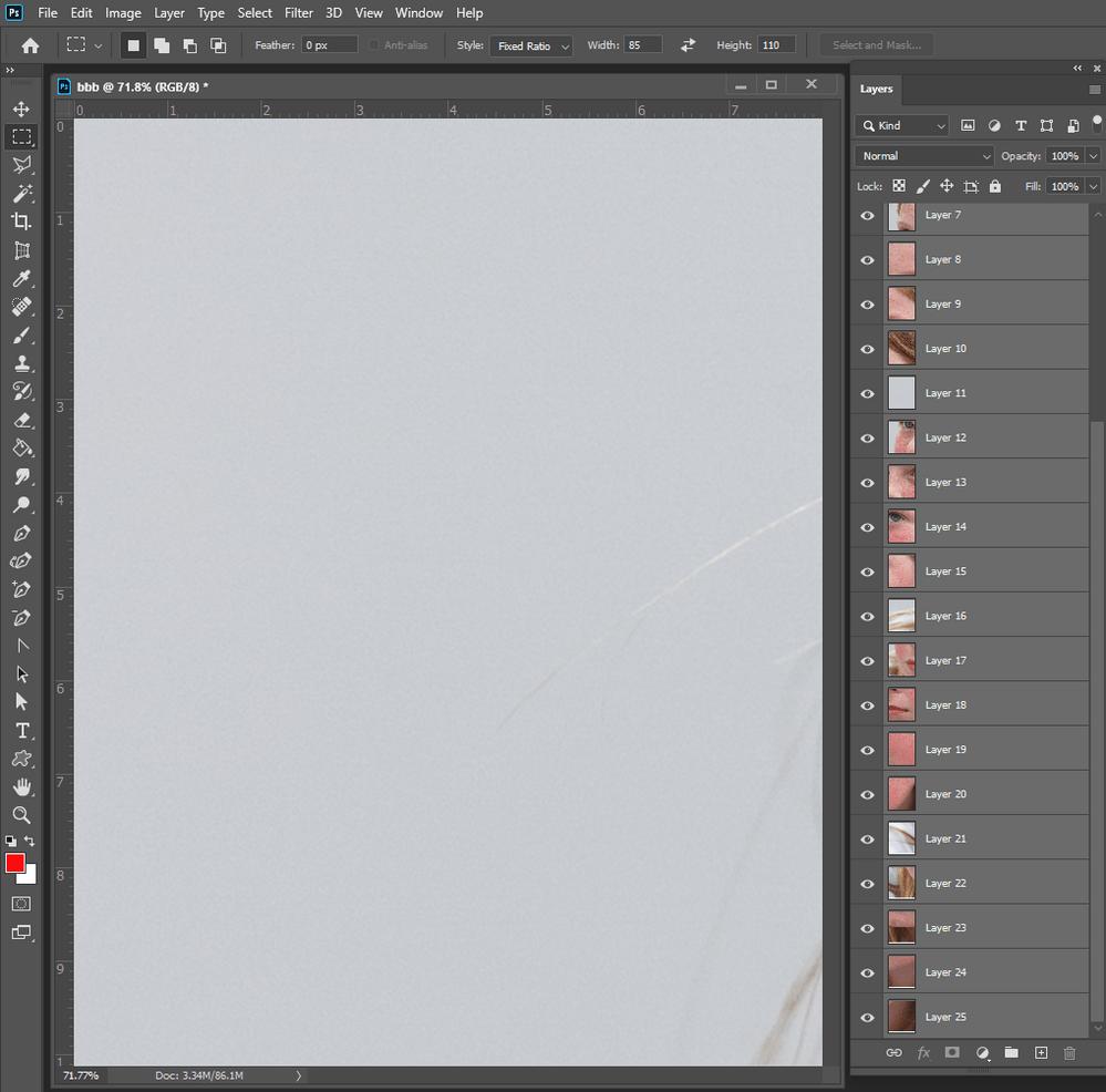 tiled printing of image larger than