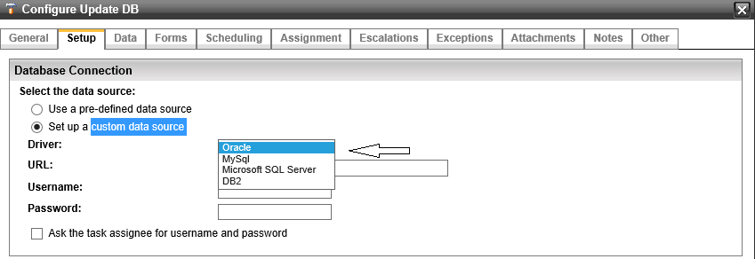 Anyone know how to read / query data from PostgreSQL DB
