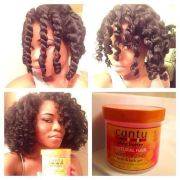 chunky twist with cantu