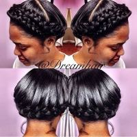 Crown Braids For Black Hair | cute crown braid hairstyles ...