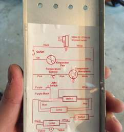 true refrigerator wiring diagram schema diagram database true refrigerator compressor wiring diagram [ 2448 x 3264 Pixel ]