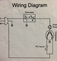 wiring diagrams for refrigerator diy wiring diagram autovehicle cooler wiring schematic [ 2441 x 2213 Pixel ]