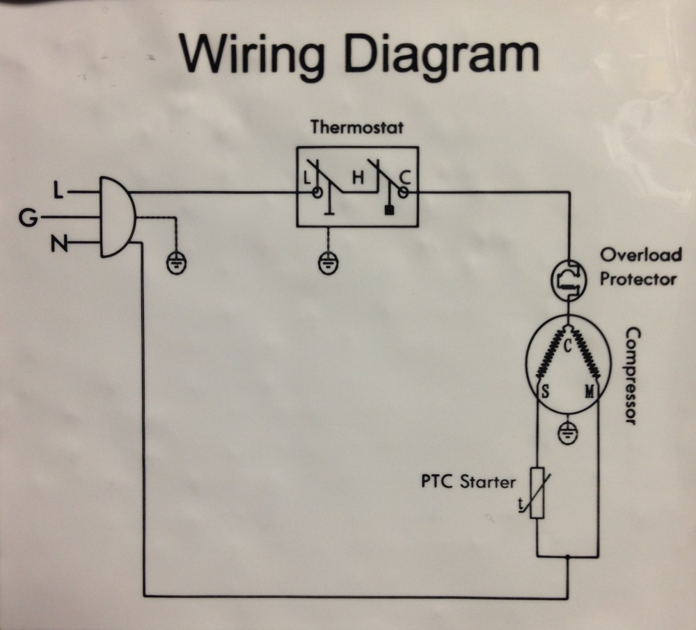 medium resolution of wiring diagram for refrigerator thermostat wiring diagram imp wiring diagram true freezer wiring diagram freezer