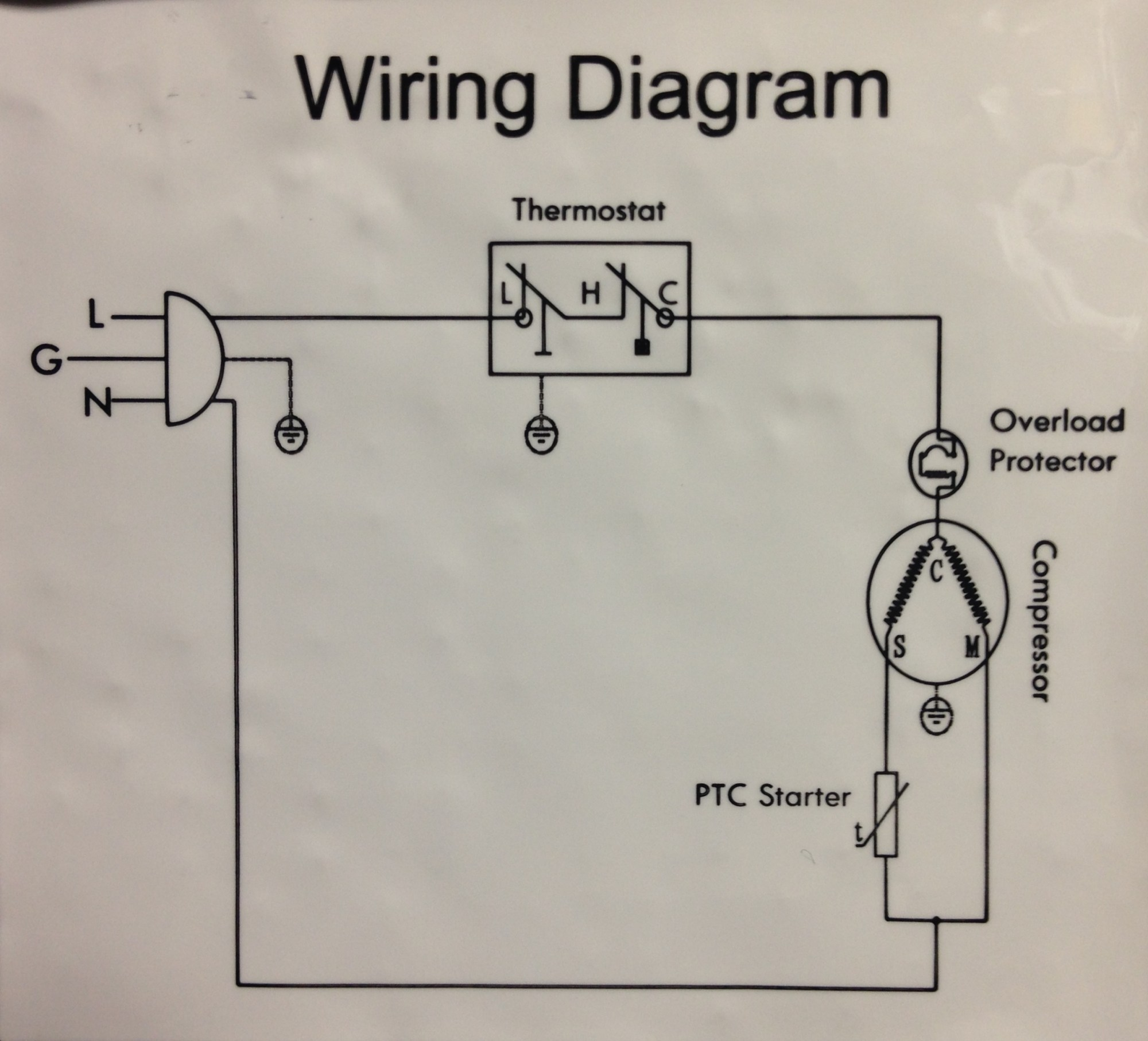 hight resolution of wiring diagram for refrigerator thermostat wiring diagram imp wiring diagram true freezer wiring diagram freezer
